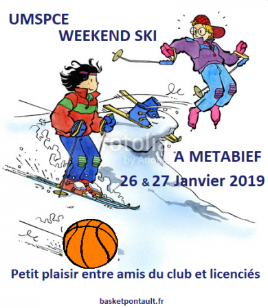 Week-end Ski Club 2019