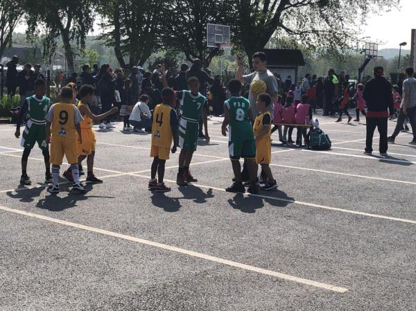 FETE DU MINI BASKET 2019