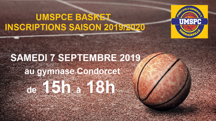 INSCRITIONS SAISON 2019-2020
