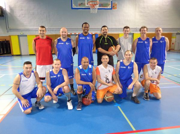 Anciens 2 (AM2) - UMS Pontault-Combault Emerainville Basket
