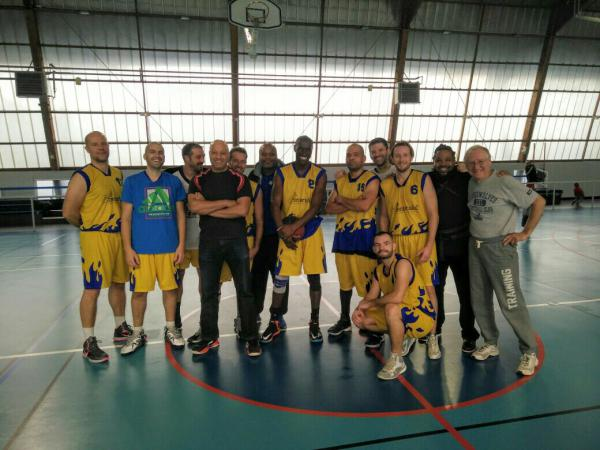 Anciens 1 (AM1) - UMS Pontault-Combault Emerainville Basket